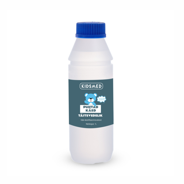Roku dezinfekcijas līdzeklis - Uzpildīšanas šķidrums 1L