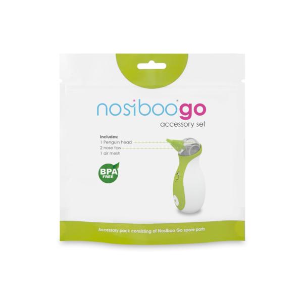 Nosiboo GO piederumu komplekts